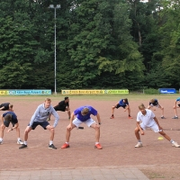 Kondi-Training bei Viktor