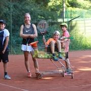 Campsdonnerstag, bei Luisa auf Platz 7