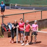 Petra, Claudia, Petra und Martina