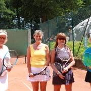 Lisa, Ulrike, Szilvia und Sandra