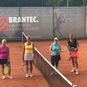 Im Finale gewannen Sandra und Ulrike 6:4 gegen Edith und Maike. Herzlichen Glückwunsch und bis zum nächsten Jahr!