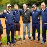 Aufstieg der Herren 30 in die 2. Verbandsliga am 27. September 2020