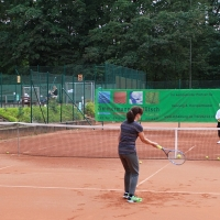Training bei Markus am Dienstag, 08.09.2020: Birgit und Antje