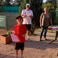 Ben wurde Sieger im Kleinfeld-Cup beim THC RW Bergisch Gladbach. Herzlichen Glückwunsch!