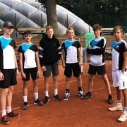 Aufstieg der Junioren in die 2. Verbandsliga im September 2020