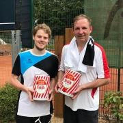 Luca und Klaus gewannen das Finale des fkt am 27.06.2020