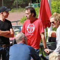 Zweimal Markus, Jürgen und Kathrin