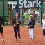 Daniel, Silvia, Petra und Ingo