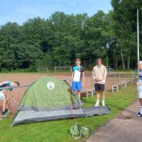 Campsdonnerstag Morgen