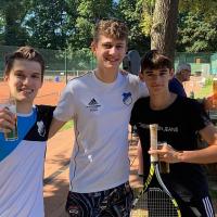 Tom, Nick und Jonas