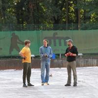 Sven, Florian und Jakob