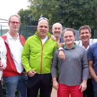 Herren 50/1-Aufstieg in die 1. B am Sonntag, 19.09.2021
