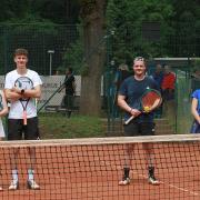 Nele, Nick, Daniel und Lale