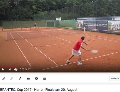 27 Sek.-youtube-Video des BRANTEC. Cup-Herren Finals