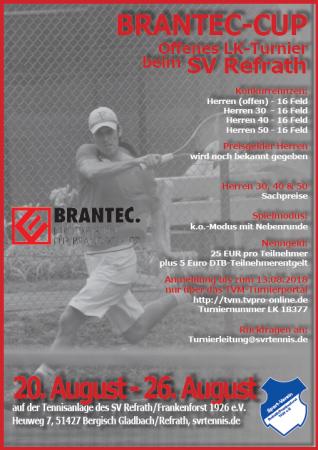 BRANTEC. Cup 2018