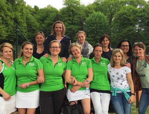 Damen 30/2: 5:1-Sieg zum 2018-Auftakt