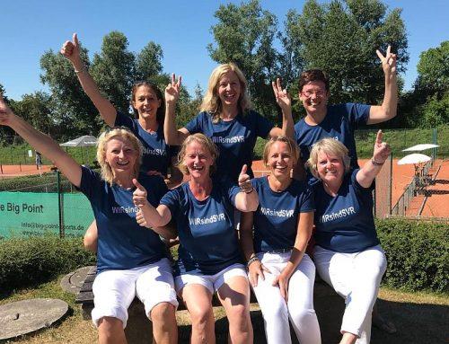 Damen 40/2 steigen in die Verbandsliga auf