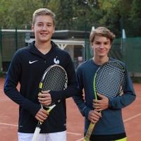 StM 2016 Jugend: U16-Finale: Louis und Lukas.