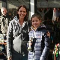 StM 2016 Jugend: U12-Stadtmeisterin Carolin (SVR).