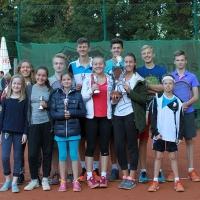 StM 2016 Jugend: Einige der SVR-Teilnehmer. Danke für Euren Einsatz. Und Glückwunsch zum Vereinsstadtmeistertitel!!!