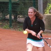 StM 2016 Jugend: Anna (TC GG Bensberg) wurde Stadtmeisterin U16.