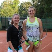 StM 2016 Jugend: U16-Finale: Anna und Annika