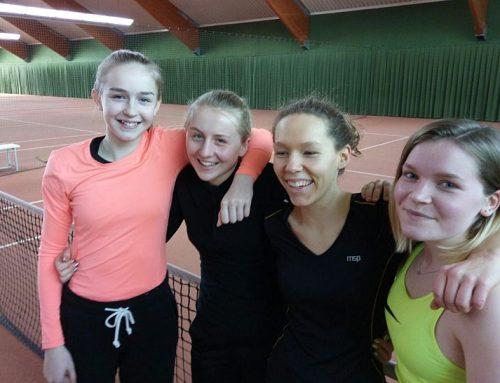 Juniorinnen im Winter 2016/2017 aufgestiegen
