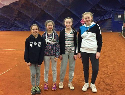 2. U14 Mädchen gewinnen 4:2