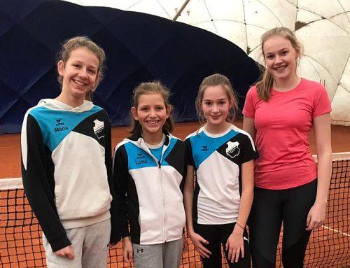 2. U15 Mädchen beginnen das Jahr mit einem 5:1-Sieg